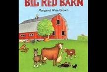 Big Red Barn / by Nicki Rolling