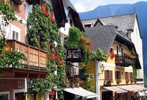TRAVELLING - GERMAN SPEAKING COUNTRIES / Switzerland, Austria, Germany, Liechtenstein