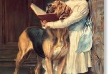 Reading with Dogs / by Bridgette Patterson
