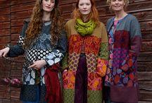 abiti patchwork