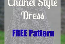 chanel pattern sewing