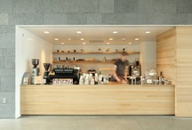 Favorite Places & Spaces: Coffee Shops / by Stephanie Trevizo-Lopez