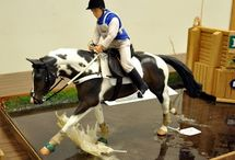 Model Horse Inspiration / Hundreds of images of Model Horses, Setups, Tack, anything and everything, to inspire you and get your creativity going!