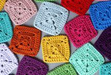 pixel crochet pattern / Pixel pattern