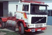 """Trucker - """"AUF ACHSE""""  Serial"""