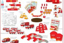 Anniversaire pompiers