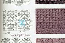 háčkování-vzory