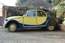 "My Citroen 2CV ""Charlie"" and other 2CV's / My 2CV, sold it 2013 a yellow and black Charleston and other 2CV's"
