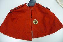 WW1 nurses uniforms