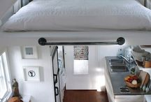 Tiny House Interior / by Surly Sheep