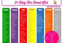 21 Day Fix / Meal plans, ideas, tips for 21 Day Fix