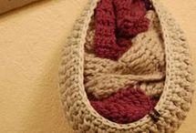 Crochet infamous hanging basket
