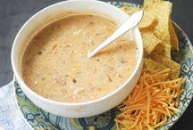 Soups / by Kathy Hinojosa