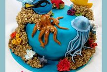 tort morskie dno