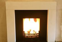 Open Fires / Inspiration for beautiful open fires, wood burning & coal fires