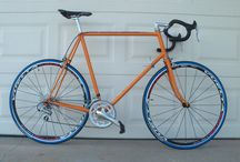 Bicycle Restoration & Repaint / Spray Max bicycle paint.