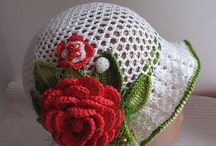 Crochet Hats / by Nelda Holliday