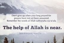 Islamic Quotes / by Diah Arta