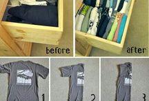 Organization stuff / by Ashley Nobles