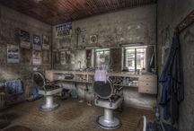 The Barbershop... by Hitman.47 (Frozen-Images)