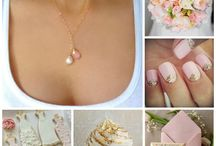 Wedding Colors and Inspirations / Beautiful and modern wedding color combinations!