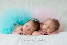 twinnies :) / by Kristin Siroky