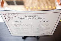 Cocktail Hour {The Details}