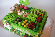 Torty dla dzieci. Birthday cake for kids.