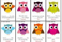 O! Owls :)