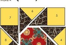 Patchwork blocs - Quilt blocks