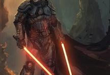 Star Wars All / Fan Art Sith.