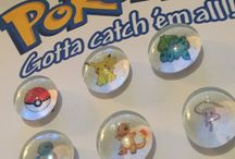 Created With Love / Pokemon Magnets