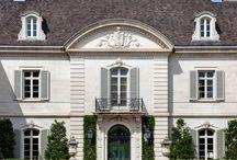 Beautiful building exteriors