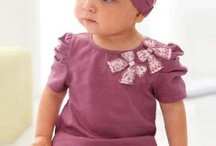 Baby girl / Ideas for baby clothes and nursarys