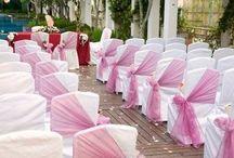 Mariage - Chairs & deco / Idées de présentation chaises mariage / by Artesa Créations