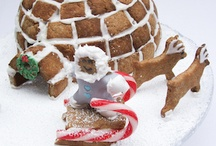 gingerbread houses for inspiration