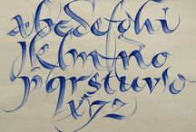 calligraphy, lettering, text effect