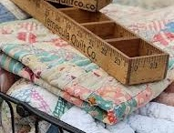 Vintage antique old crafts  / Great ideas for old vintage items!