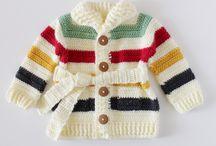 Crochet sweater child