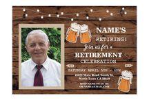 Zazzle: Retirement Invites