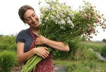 blomsterfolk (og noen andre folk) som inspirerer meg