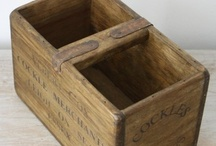 Wood Totes / by Frances Wandel