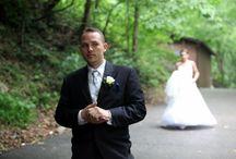 Weddings - first look