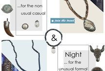 Strass Pendants: DAY & NIGHT