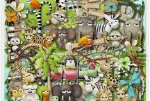 Zoo Day / Kristin Aagard Designs