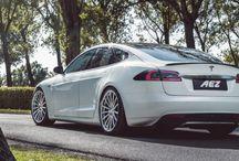 Tesla Wheels / Tesla Wheels #forged #Schmiedefelgen #AEZ #Felgen #ModelX #ModelS #Model3 #Roadster