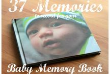 Baby book / by Laura Christopherson