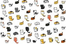 the neko atsume thing