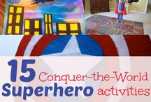 Superhero ideas for kids