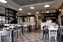 Inspiration - blandat - restaurang